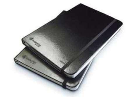 Black Lined Journal - блокнот для Livescribe Pulse Smartpen (№ 5, 6)