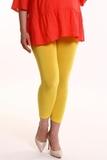 Леггинсы для беременных 07585 желтый