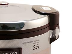 Коммерческая рисоварка на 35 порций для ресторанов и кафе Cuckoo CR-3521R