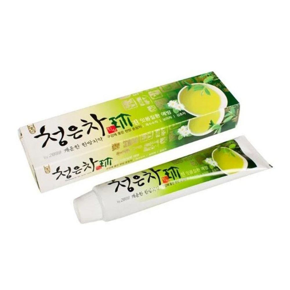 Зубная паста 2080 Восточный чай