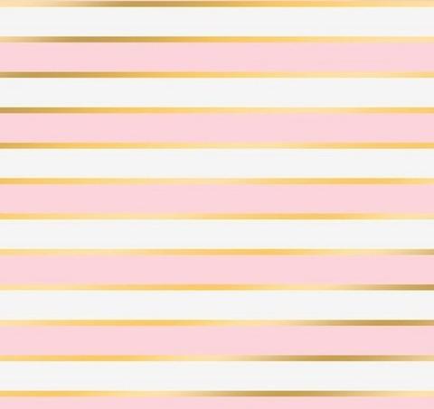 Бумага для скрапбукинга «Розовые полосы»