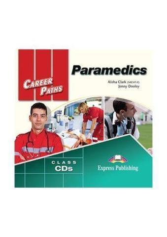 Paramedics (esp). Audio CDs (set of 2). Аудио CD (2 шт.)