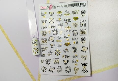 Foil Stickers