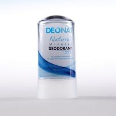 Дезодорант-кристалл без добавок | 60 гр | DeoNat