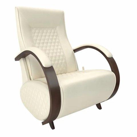 Кресло-глайдер Balance Balance-3 с накладками, орех/Dundi 112, 014.003