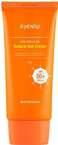 Eyenlip Pure Perfection Natural Sun Cream UV SPF 50+/PA+++