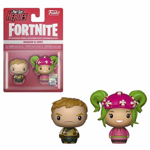 Фигурка Funko Pint Size Heroes: Fortnite S1: Ranger & Zoey 38022