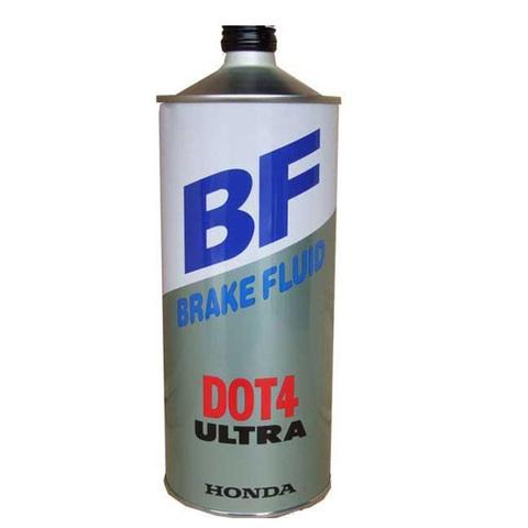 HONDA DOT4 Жидкость тормозная (железо/Япония)