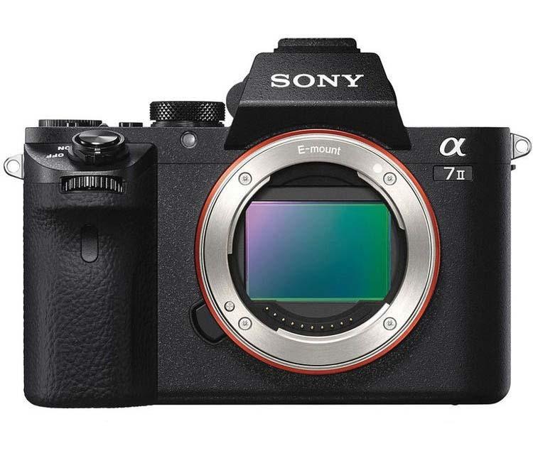Фотокамера Sony Alpha ILCE-7M2 body