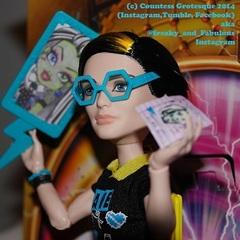 Mattel Monster High Кукла Джексон Джекилл из серии