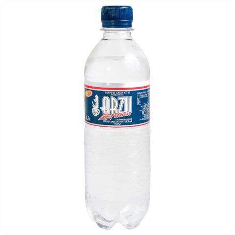 Вода ARZU LIFE FITNESS газ 0,5 л пл/б Riks КАЗАХСТАН