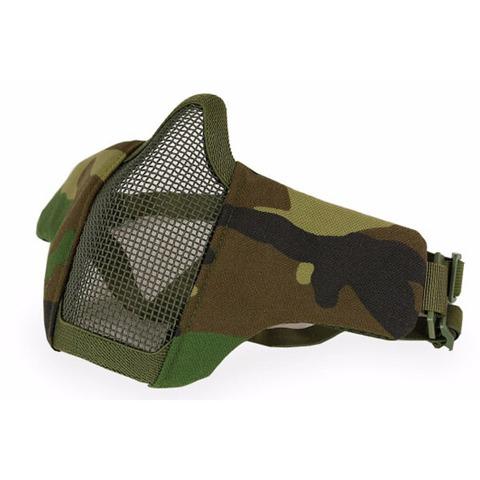 Wosport Маска защитная Ninja, Woodland (MA-42-WL)