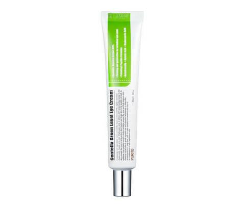 Purito Подтягивающий крем для век с пептидами и центеллой Centella Green Level Eye Cream