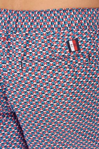Мужские плавательные шорты с принтом MEDIUM Tommy Hilfiger