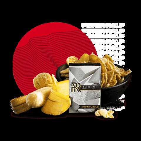 Табак Peter Ralf Banana Crepes (Банановый Десерт) 50г