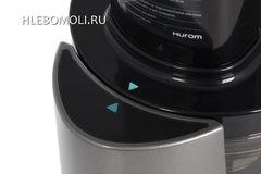 Соковыжималка Hurom Alpha Plus H-AA-DBE19, серебристый