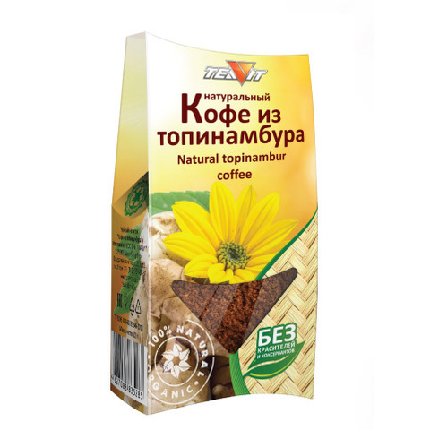 Кофе из Топинамбура, 100 гр. (Тиавит)