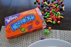 Wonka Runts фрукты 141,7 гр