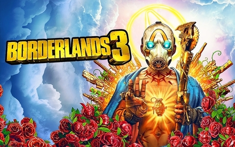 Borderlands 3 (Epic Games) (для ПК, цифровой ключ)
