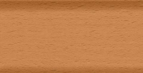 Плинтус пластиковый T-Plast Чайка 003 Бук натуральный