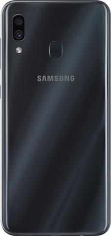 Смартфон Samsung Galaxy A30 32GB (Черный)