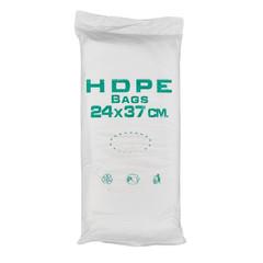 Пакет фасовочный ПНД 24x37 см 10 мкм (1000 штук в упаковке)