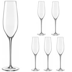 Набор из 6 бокалов для шампанского «Престиж», фото 2