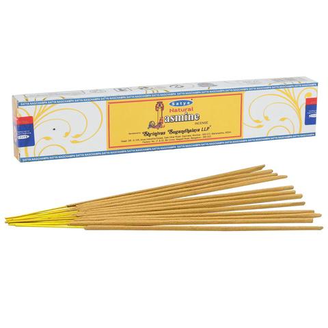 Индийские палочки Satya Natural Jasmin