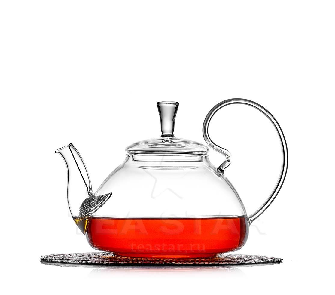 Заварочные стеклянные чайники Чайник заварочный, стеклянный, с фильтром, Георгин 800 мл chaynik_georgin_800ml.jpg