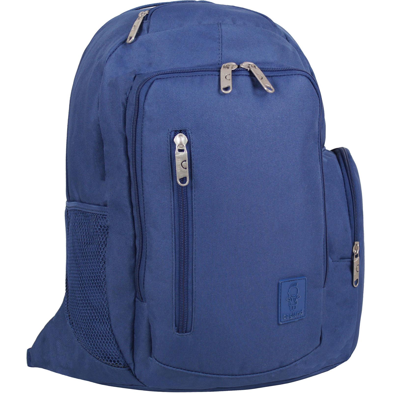 Рюкзаки для ноутбука Рюкзак для ноутбука Bagland Техас 29 л. Синий (00532662) IMG_1644.JPG