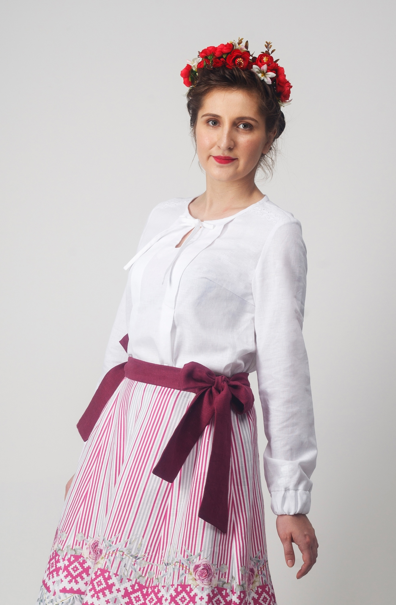 Блуза Самоцветы Хрусталь
