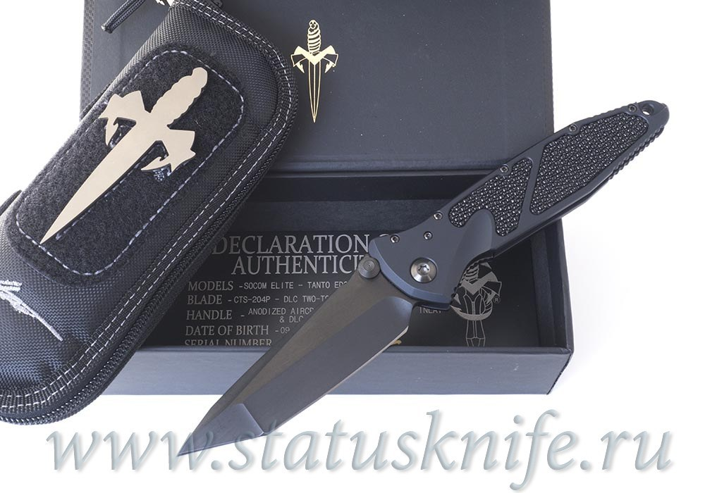 Нож Custom Marfione Socom Elite Tanto #14 Chisel  DLC