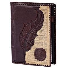 Ежедневник кожаный «Королевская печать»