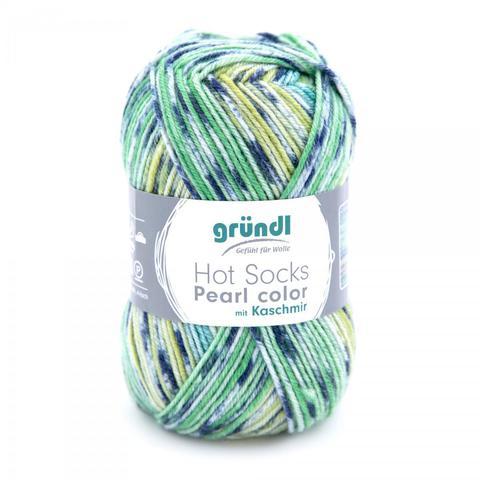 Gruendl Hot Socks Pearl Color 06 купить www.knit-socks.ru