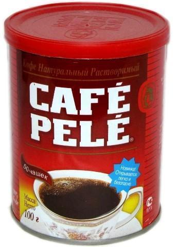 """Кофе """"Pele"""" 100г"""