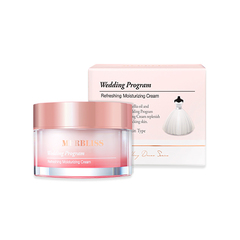 Крем MERBLISS Wedding Program Refreshing Moisturizing Cream 50ml