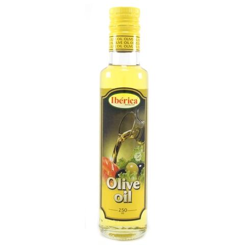 Масло оливковое IBERICA Натуральное 0,25 л ст/б Olive Line ИСПАНИЯ