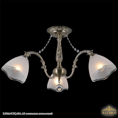 IL0044-3CSQ-29A AB светильник потолочный