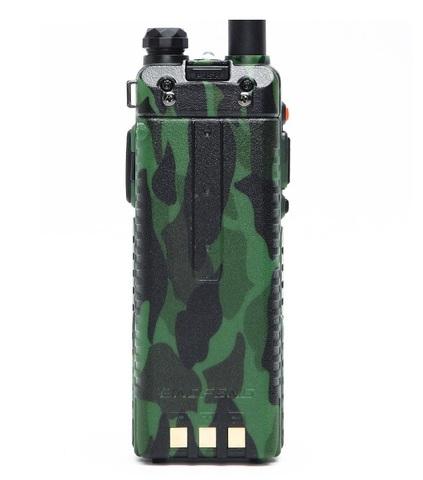 Аккумулятор для рации Baofeng UV-5R 3800 мАч камуфляж (зеленый)