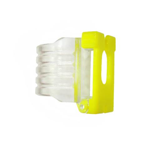 Держатель трубки Akvilon пластиковой с защелкой