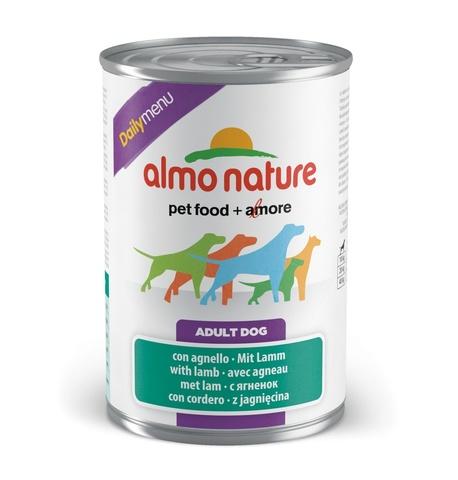 Консервы (банка) Almo Nature Daily Menu - Lamb
