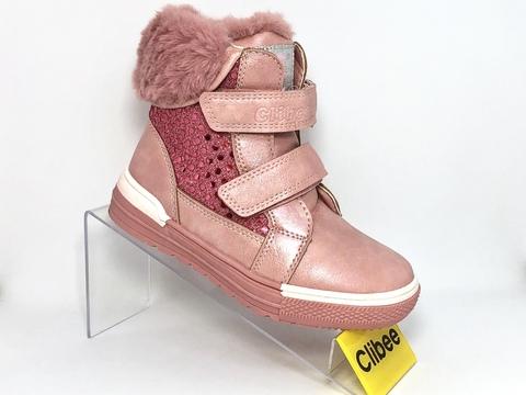 Clibee (зима) H156 Pink 27-32