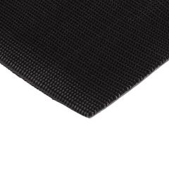 Коврик-дорожка против скольжения Игольчатый, черный, 2,4 мм, 0,9*10 м