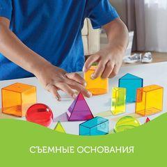 Игровой набор Объемные геометрические фигуры (14 элементов) Learning Resources, арт. LER4331