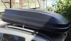 Бокс V-Star 370L black 173.5х81х41.5 см (BX1370BL)