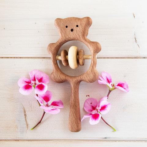 Погремушка «Медвежонок»