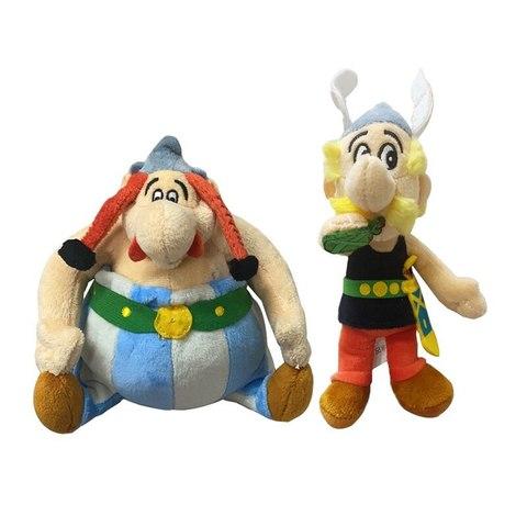 Астерикс и Обеликс набор мягких игрушек