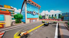 Вспыш и чудо-машинки: Гонщики Эксл Сити (Nintendo Switch, русская версия)