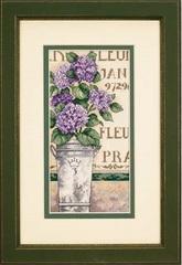 DIMENSIONS Букет с гортензией (Hydrangea Floral)