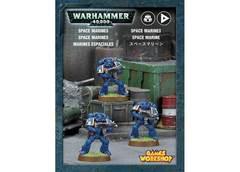 Space Marines (3 модели)